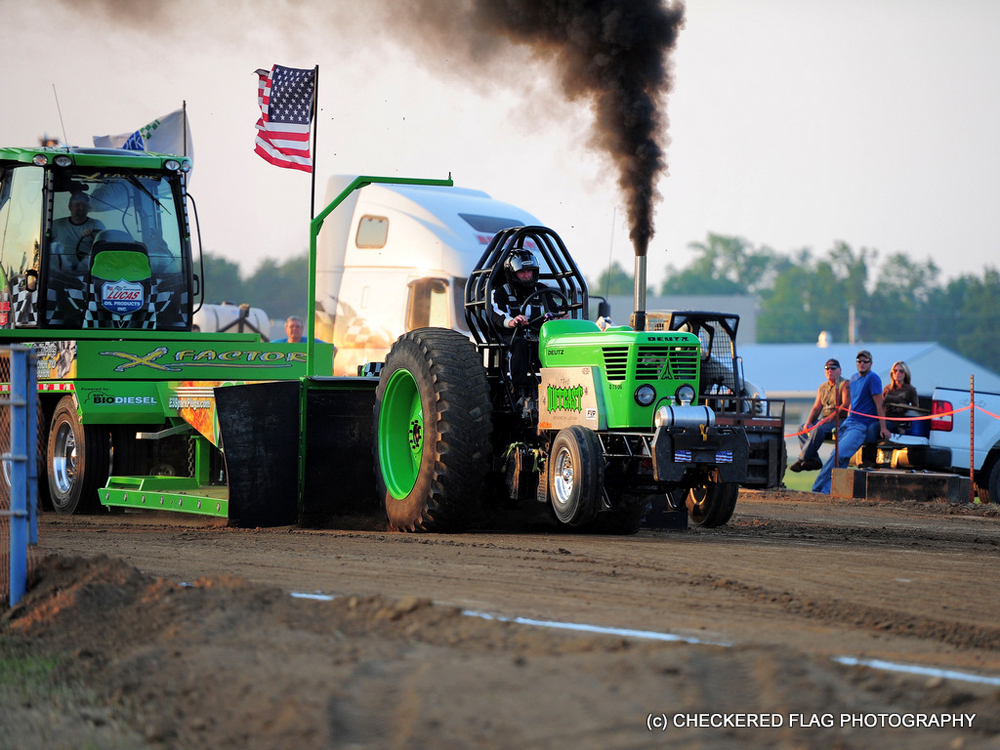 Missouri State Tractor Pullers Association